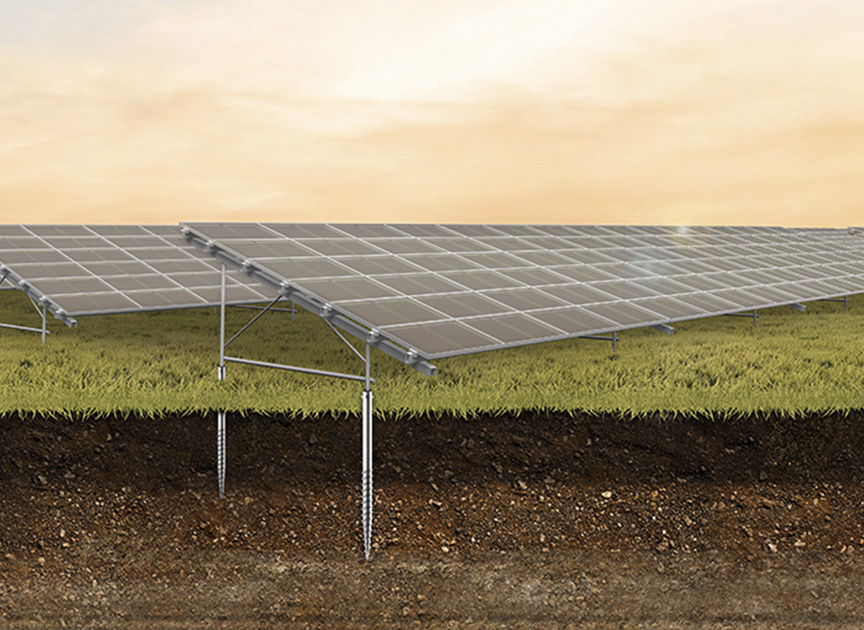 Solar structures solutions